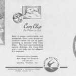 Doidy Cup Press ad C 1950's
