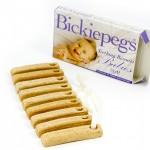 Bickiepegs Natural Teething Biscuits until 2015