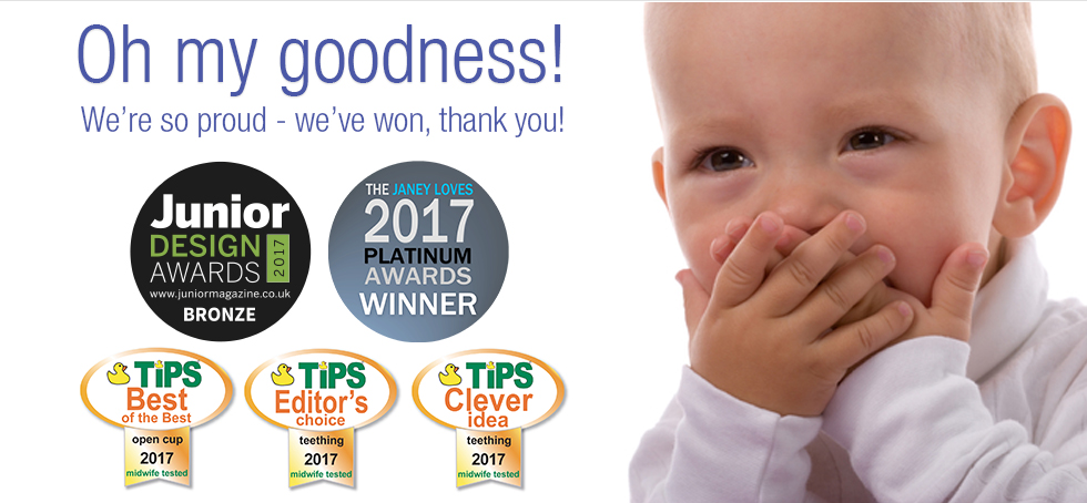 we won! awards