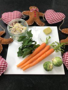 Baby's Christmas lumch recipe