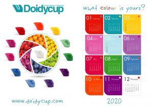 Doidy 2020 Calendar